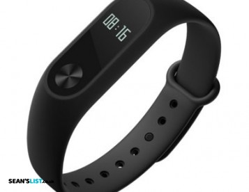 Xiaomi Fit Band Pedometer, Heart Rate, Distance