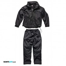 EXMOOR Breathable Black Weather Suit - Extra Large
