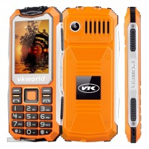 GSM Stone V3S Rugged Phone - IP54, 2.4 Inch display, Dual SIM