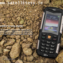 AGM IP68 3G Rugged Mobile Phone 5
