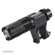 UltraFire Cree Q5 - 300 Lumens LED Bike Flashlight