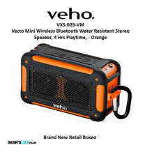Vecto Rugged Bluetooth Speaker