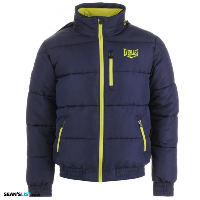 Everlast 2 Zip Winter Jacket