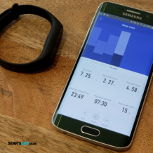 Fit Band Android App