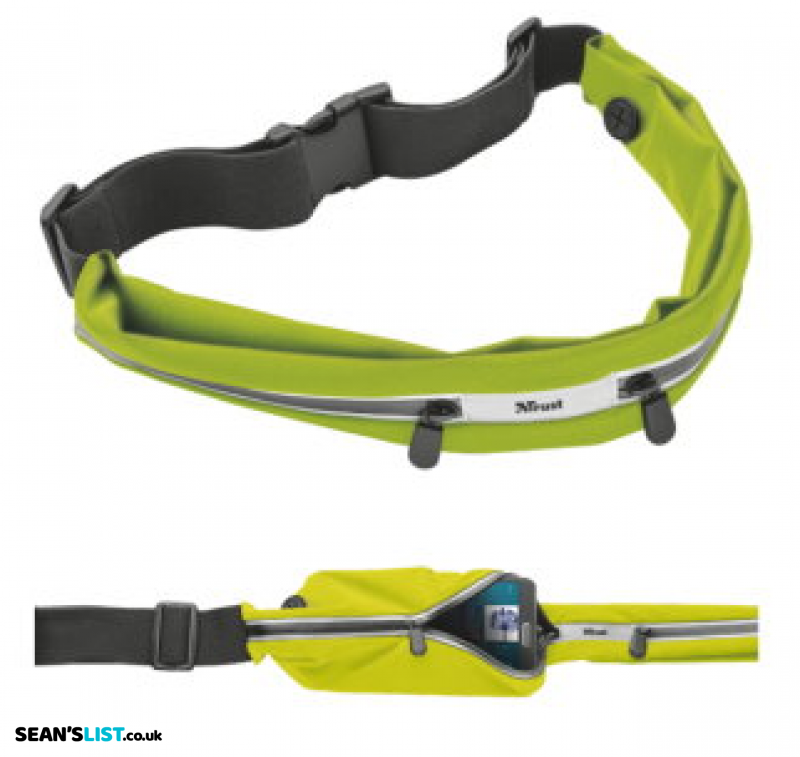 Urban Revolt CINTUS Weatherproof Sports Waist Band