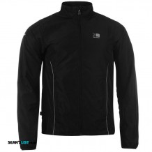 Running Jacket Black Small